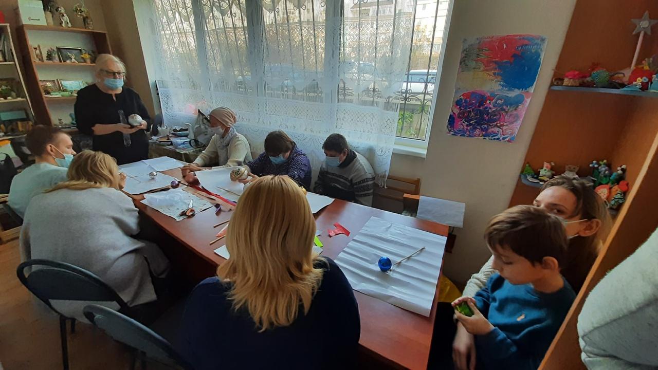 Региональная общественная организация «Крымское общество родителей детей-инвалидов